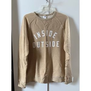 Tan H&M Sweater
